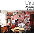 Venez découvrir l'atelier de mamie'lou à saint-malo...