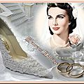 soulier mariage