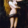21 Lilith, Eve, Pandora