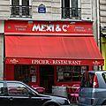 Mexi & c° paris 5° photo humour