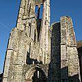 Larchant, église Saint-Mathurin (77)