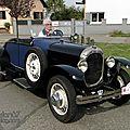 <b>Chenard</b> et Walcker Y3 roadster-1920