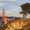 U.S.A. Le Pont du Golden Gate