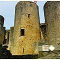 Villandraut Chateau