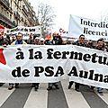 Psa aulnay : des truands du patron citroën aux fermetures d'usines psa ! souvenirs personnels.