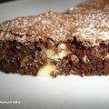Gâteau meringué aux 3 chocolats
