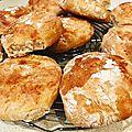 Les petits pains du matin