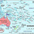 Chiens et géographie : océanie