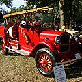 CHEVROLET Capitol carrossé par Meisner-Jensen Sapeurs Pompiers de Copenhague 1927 Baden Baden (1)