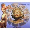 Calendriers Marilyn Monroe