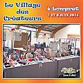 ♥ Retour sur le Village des créateurs, Lompret ♥