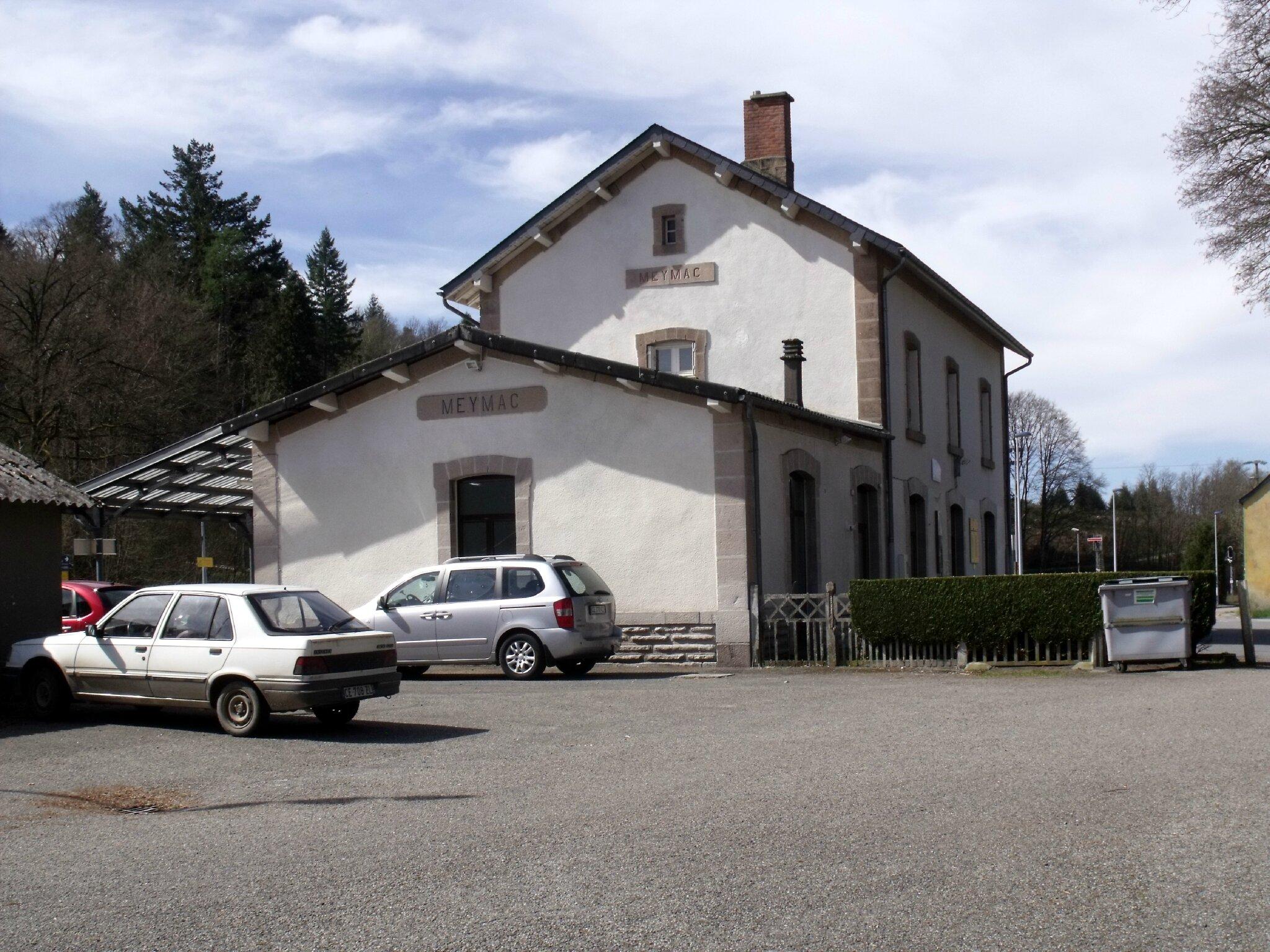 Meymac (Corrèze - 19)