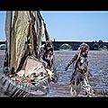 Des femmes Vikings au Ponts de Cé (château pont-de-céais) 869