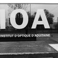 Institut d'optique d'aquitaine - agence ragueneau-roux, architectes mandataires & l'atelier mazières - campus bordeaux i