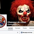 Halloween 2014 : pas de masque de <b>clown</b> !!