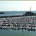 Port de plaisance .