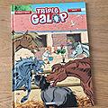 Nous avons découvert le tome 16 de <b>Triple</b> Galop de Du Peloux et Cazenove (Editions Bamboo)