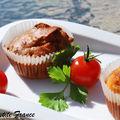 Cakes salés du soleil ...