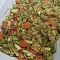 Gratin de légumes au mascarpone