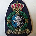 <b>ECUSSON</b> ROYAL NETHERLANDS AIR FORCE 334 SQUADRON SEMPER ET UBIQUE PATCH