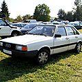 Audi 80 CC turbo (30 ème Bourse d'échanges de Lipsheim) 01