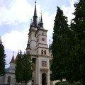 Roumanie, Brasov, eglise Saint Nicolas