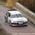 2009: Rallye du Pays Avallonnais/En course