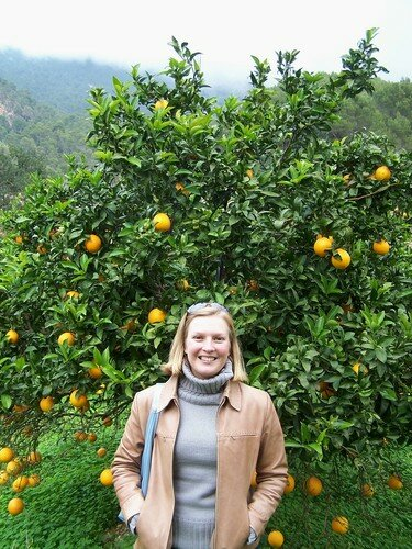 Alfabia-orangers et moi