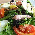 Salade niç