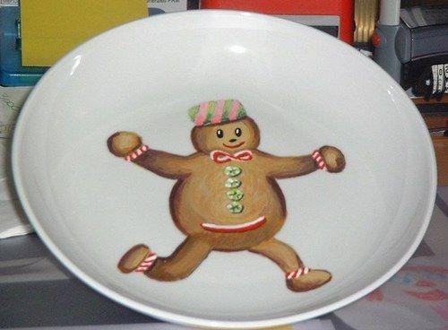 Le petit bonhomme en pain d'épices (2004)