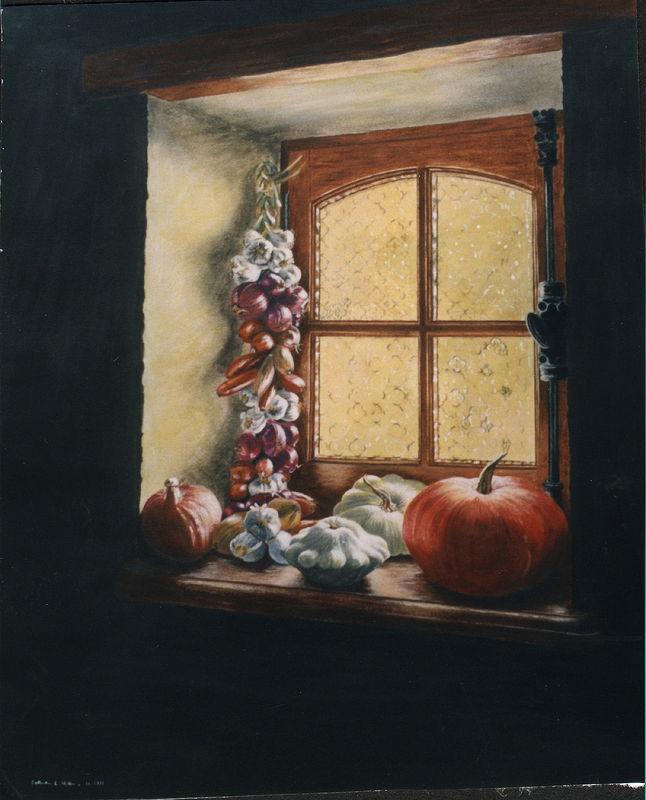Tempera Peinture A LOeuf  Catherine Legrand Natter