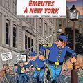 Emeutes à new york