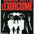 La Longue Nuit de L'Exorcisme (Sus à la sorcière !)