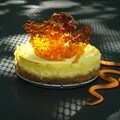 Cheesecake pêche-potimarron