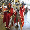 Retour de la japan expo a paris( post 2) suite les cosplayeurs