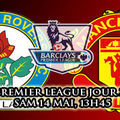 En attendant <b>Blackburn</b> - Man Utd