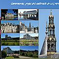 Tourisme en Val de Loire : Chenonceau...