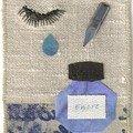 L'encre de tes yeux (Francis Cabrel) - Batraplume