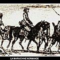 LE PUY-SAINT-BONNET (49) - ALEXANDRE <b>BOSSARD</b>, COLONEL DE CAVALERIE DE L'ARMÉE DU CENTRE ET SES FRÈRES