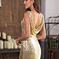 Comment bien porter une robe de soirée <b>dos</b> <b>nu</b>