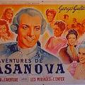 Le Film Du Mois. Les Aventures de <b>Casanova</b>