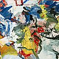 Monumental <b>Willem</b> de <b>Kooning</b> painting