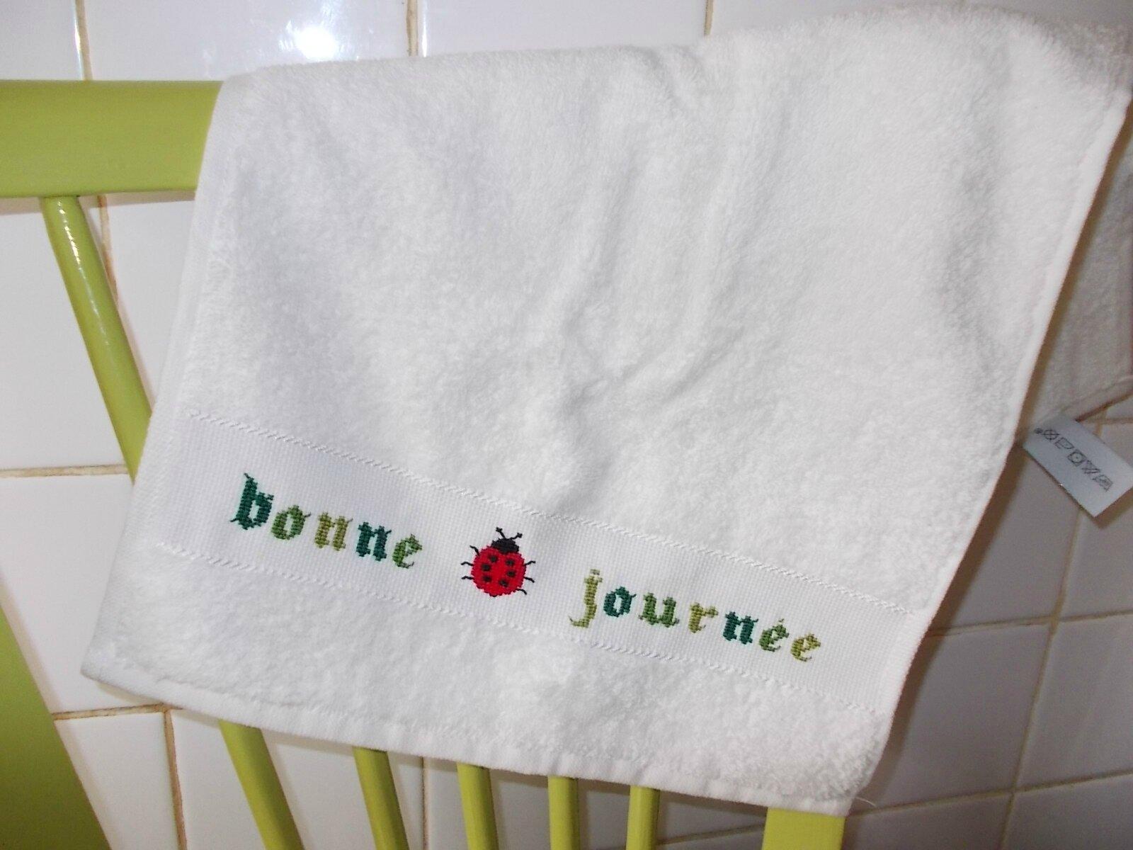 BONNE JOURNEE COCCINELLE - 2
