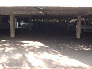 Parking souterrain privé