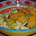 Petit déjeuner hypotoxique et vitaminé: le miam aux fruits