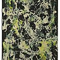 <b>Jackson</b> <b>Pollock</b> (1912-1956), Vertical Composition I