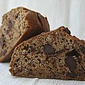 Banana bread (excellentissime)
