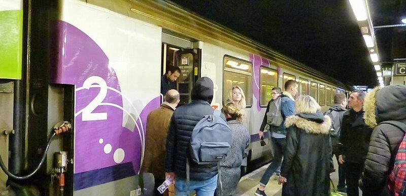 GREVES des cheminots, le 3 avril 2018: AUCUN TER NE CIRCULERA EN NORMANDIE