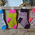 Les chaussettes de l'archi-duchesse...