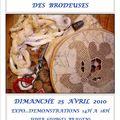 RENCONTRE REGIONALE DES BRODEUSES 2010